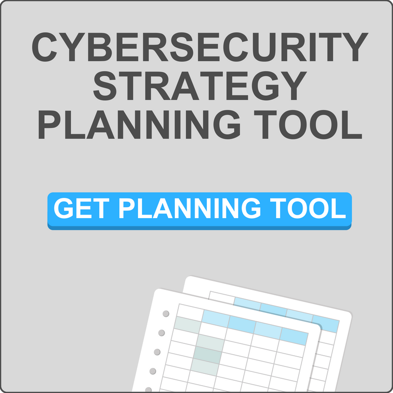 Cybersecurity Strategy Planning Tool lp